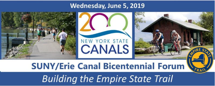 Building The Empire State Trail, A SUNY/Erie Canal Bicentennial Forum