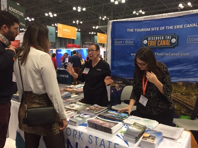 Canal New York At The New York Times Travel Show
